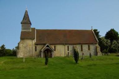 Colemore Church